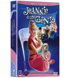 BOX DVD - Jeannie é um gênio: 4ª temporada