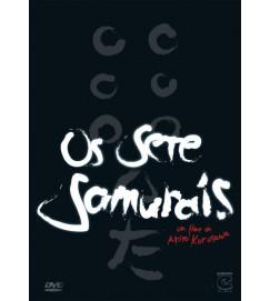 DVD - Os sete samurais (Akira Kurosawa)