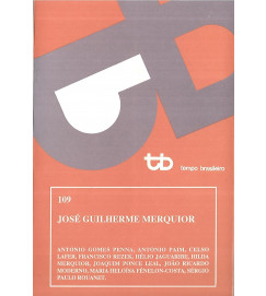 Jose Guilherme Merquior  - Tempo Brasileiro 109