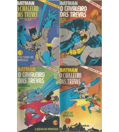 Batman O Cavaleiro Das Trevas - Mini-série Completa 4 Volumes