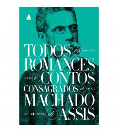 Todos os Romances e Contos Consagrados de Machado de Assis 3 Volumes