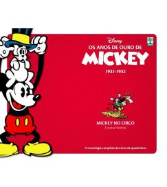 Os Anos De Ouro De Mickey - 1931 - 1932  - Mickey No Circo