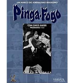 BOX DVD - Pinga-Fogo com Chico Xavier
