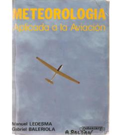 Meteolologia Aplicada a La Aviación Manuel Ledesma e Gabriel Baleriola