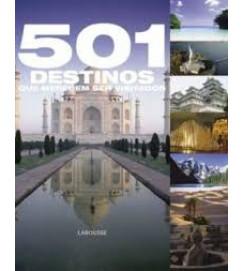 501 Destinos Que Merecem Ser Visitados N/d