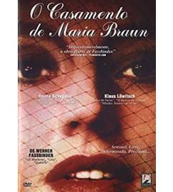 DVD - O casamento de Maria Braun