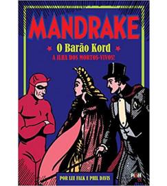 Mandrake - O Barão Kord - Lee Falk e Phil Davis