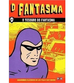 O Fantasma - O Tesouro Do Fantasma - Lee Falk e Ray Moore