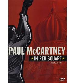 DVD - Paul McCartney - In Red Square