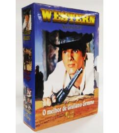 BOX DVD - Western special line: O melhor de Giuliano Gemma