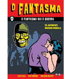 O Fantasma - O Fantasma Vai À Guerra - Lee Falk , Ray Moore  e Wilson McCoy