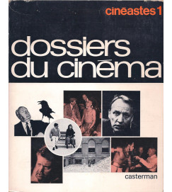 Dossiers Du Cinema: Cineastes - 2 Volumes Caixa Box Casterman