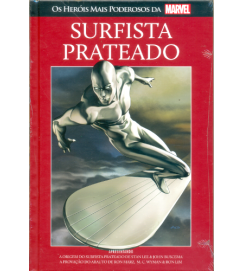 Surfista Prateado (Heróis Mais Poderosos da Marvel)  Nº 51