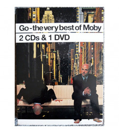 DVD - Go - The Very Best Of Moby - 2 Cds e 1 Dvd
