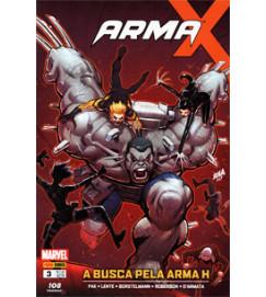 Arma X - A Busca Pela Arma H - Volume 3
