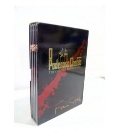 BOX DVD - O Poderoso Chefão - The Coppola Restoration