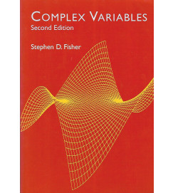 Complex Variables - Stephen D Fisher