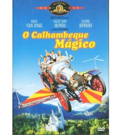 DVD - O calhambeque mágico