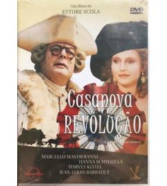 DVD - Casanova e a revolução