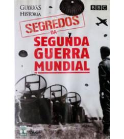 BOX DVD - Segredos da Segunda Guerra Mundial
