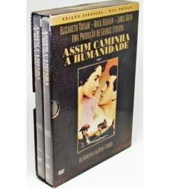 BOX DVD Triplo: Assim caminha a humanidade