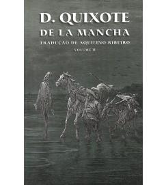 D. Quixote de La Mancha - 2 volumes