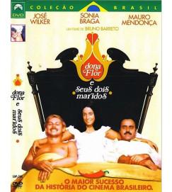 DVD - Dona Flor e seus dois maridos