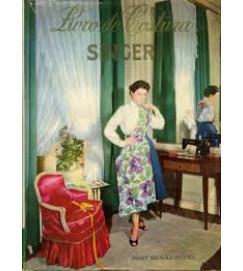 Livro de Costura Singer - Mary Brooks Picken