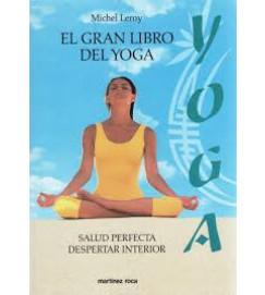 El Grand Livro del Yoga - Michel Leroy