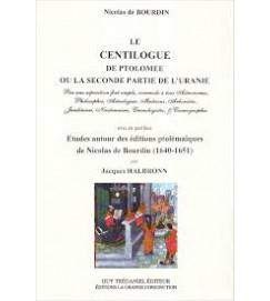 Le Centilogue de Ptolomee - Nicolas de Bourdin