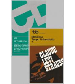 Duo : Antropologia Cultural + Lévi-Strauss : 100 Anos ( 15% de desconto )