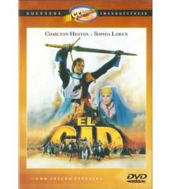 DVD - El Cid