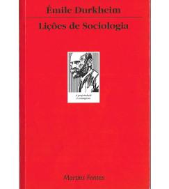 Lições de Sociologia - Émile Durkheim