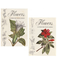 Flowers : a guide for your garden ( 2 volumes )