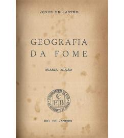 Geografia da Fome - Josué de Castro