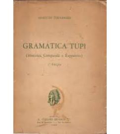 Gramatica Tupi Historia Comparada e Expositiva - Adaucto Fernandes