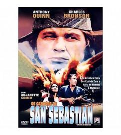 DVD - Os Canhões De San Sebastian