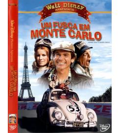 DVD - Um fusca em Monte Carlo