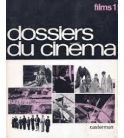 Dossiers Du Cinema Films 1 Caixa Box Casterman