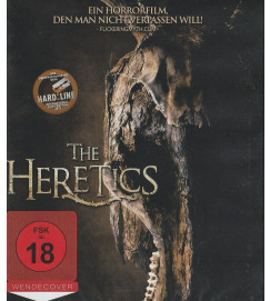 The Heretics - Blu-ray lacrado