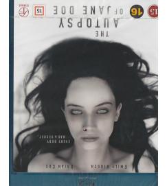 The Autopsy of Jane Doe - Blu-ray lacrado