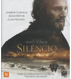 Silêncio - Blu-ray lacrado