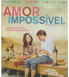 Amor Impossível - Blu-ray lacrado