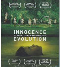Innocence - Evolution - 2 filmer av Lucile Hadzihalilovic -  Blu-ray lacrado