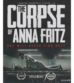 The Corpse of Anna Fritz - Blu-ray lacrado