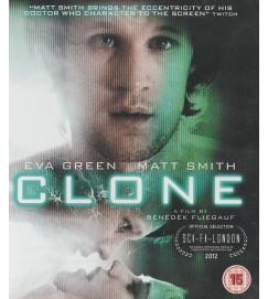 Clone - Blur-ay lacrado