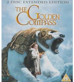 The Golden Compass - 2 disc extended edition - Blu-ray lacrado