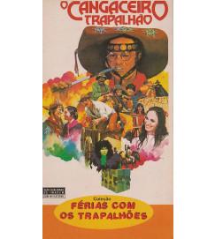 O Cangaceiro Trapalhão - part. especial Bruna Lombardi e Tânia Alves - VHS