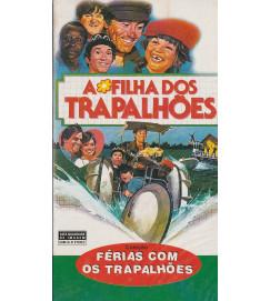 A Filha dos Trapalhões - part. especial Ronnie Von - VHS lacrado