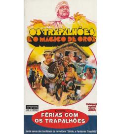 Os Trapalhões e o Mágica de Oróz - participação de Xuxa - VHS lacrado